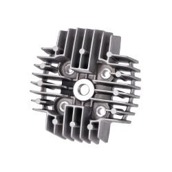 Cilinderkop 45mm 68,4cc Aluminium korte Kühlrippen voor Puch Maxi, X30 Automaat