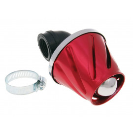 Luchtfilter Power Helix 28-35mm rood