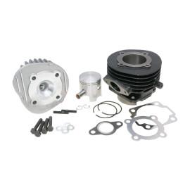 Cilinderkit Polini Gietijzer Racing 75cc 47mm voor Ape 50, Vespa PK 50, Special 50, XL 50