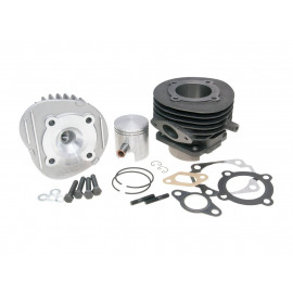 Cilinderkit Polini Gietijzer Sport 75cc 47mm voor Vespa PK 50, Special 50, XL 50