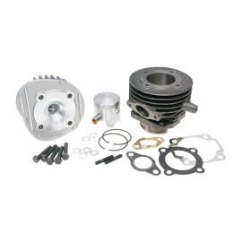 Cilinderkit Polini Gietijzer Sport 75cc 47mm voor Ape 50, Vespa PK 50, Special 50, XL 50