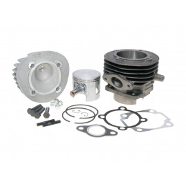 Cilinderkit Polini Gietijzer Sport 115cc 57,5mm voor Ape 50, Vespa PK 50, Special 50, XL 50