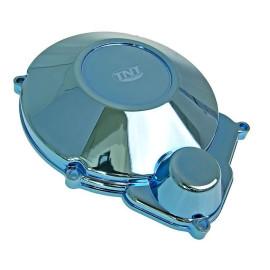 Lichtmaschinendeckel / Ontstekingsdeckel blauw voor Minarelli AM