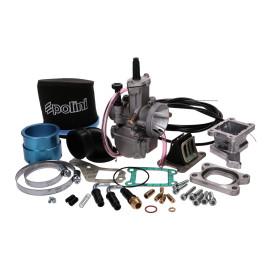 Carburateur kit Polini 30mm incl. Membraan  EinlassSysteem  voor Vespa PX