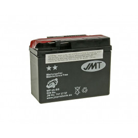 Scooter accu JMT JMTR4A-BS MF onderhoudsvrij