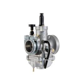 Carburateur Polini CP 15mm met KlemmFlens 24mm en Choke knop