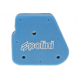 Luchtfilter element Polini voor Minarelli horizontaal 50cc