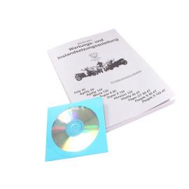 Onderhouds- en reparatie-instructies KYMCO 50-125cc 4T ZZIP