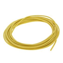 Elektrokabel 0,5mm² - 5m - geel