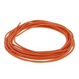 Elektrokabel 0,5mm² - 5m - orange