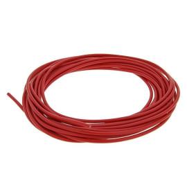 Elektrokabel 0,5mm² - 5m - rood