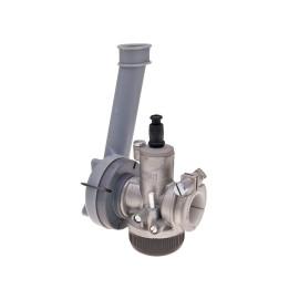 Carburateur Arreche 18mm met Choke knop voor Piaggio Vespino AL, ALX (23mm Aansluiting)