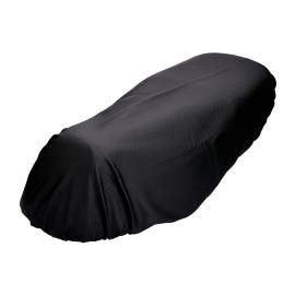 Schonbezug / Zadelhoes XL afneembaar, zwart voor Scooters