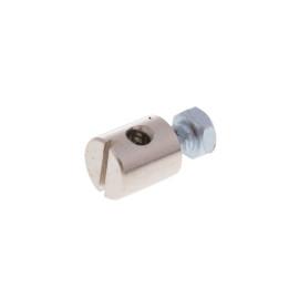 Schroefnippel voor Staalkabel - 8,0x9,0mm