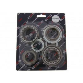 Balhoofdlagers Set RMS voor Piaggio Beverly, Carnaby 125-350, Aprilia Scarabeo
