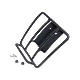 Bagagedrager 70s Classic zwart voor Vespa GT, GTS 125-300cc