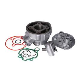 Cilinderkit met Kop 50cc voor Generic Trigger, KSR-Moto, Keeway, Motobi, Ride, 1E40MA, 1E40MB