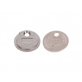 Elektroden afstandmeter 0,5-2,55mm