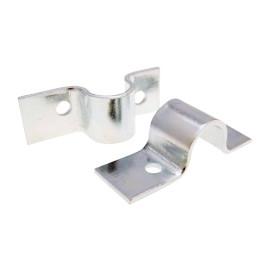 Montageplaat Middenstandaard 20mm - Set met 2 Stuks voor Vespa 50, 90, 125 Primavera ET3
