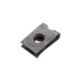 Plaatwerk moer / KarosserieMoer D4,2 HolzSchroefdraad 11x16mm, 3,0mm Spannhöhe
