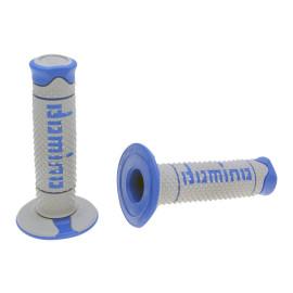 Handvaten set Domino A260 Off-Road Grijs / blauw