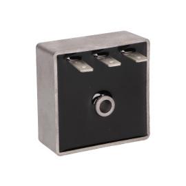 Spanningsregelaar / Gelijkrichter 3-polig voor Aprilia Amico 90-91, MX, RS, RX, Tuono RX 50 -2005, Rieju