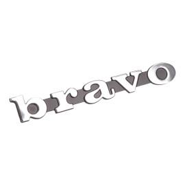 """Embleem """"bravo"""" om vast te klikken voor Piaggio Bravo, Vespa Bravo"""