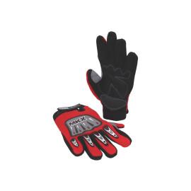 Handschoenen MKX Cross rood - Maat XL