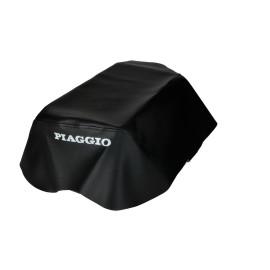 Zadelhoes zwart voor Piaggio Typhoon, TPH, Puch Typhoon