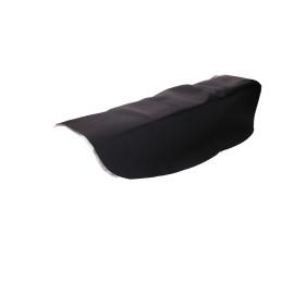 Zadelhoes zwart voor Piaggio NRG mc2