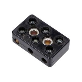 Leitungsverbinder 3-fach met SchraubAansluiting voor Simson S51, SR50, SR80