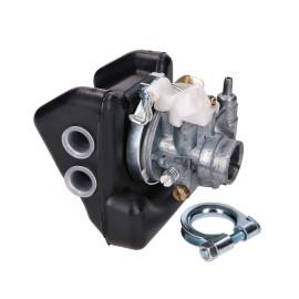 Carburateur 12mm incl. Luchtfilter voor Peugeot 103 Vogue