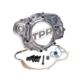 Koppelingsdeksel  Top Performances Racing TPR Factory Cover transparant voor Minarelli AM