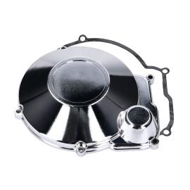 Lichtmaschinendeckel / Ontstekingsdeckel verchroomd voor Minarelli AM6