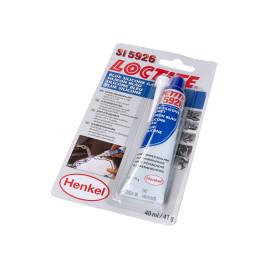 Vloeibare pakking Loctite 5926 blauw Benzine-, ölbeständig 40ml