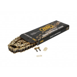 Ketting AFAM versterkt gold - 428 R1-G x 136