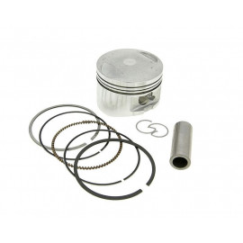 Zuiger Kit Airsal Sport 152,7cc 58mm voor Honda 125 4T LC