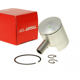 Zuiger Kit Airsal T6-Racing 49,4cc 40mm voor Peugeot 103 T3, 104 T3 Brida