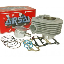Cilinderkit Airsal Sport 149,5cc 57,4mm voor Keeway 125cc