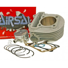 Cilinderkit Airsal Sport 163,4cc 60mm voor 157QMJ, GY6 150cc