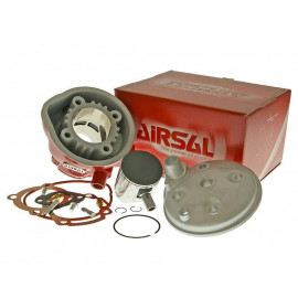Cilinderkit Airsal Xtrem 77,1cc 50mm, 39,2mm voor Minarelli LC