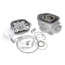 Cilinderkit Airsal Sport 70,5cc 48mm, 39mm Gietijzer voor Minarelli AM