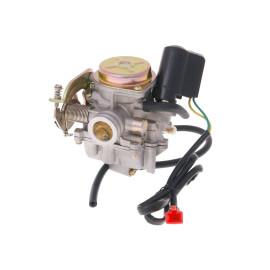 Carburateur met Metalen deksel voor 139QMB/QMA 4-Takt