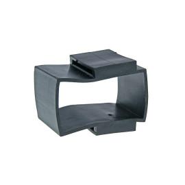 Bevestiging (rubber) voor CDI 42x23mm