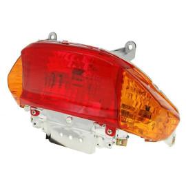 Achterlicht voor BT49QT-9 Knipperlicht orange