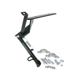 Zijstandaard Buzzetti zwart voor MBK Ovetto, Yamaha Neos 50cc 2T -2007