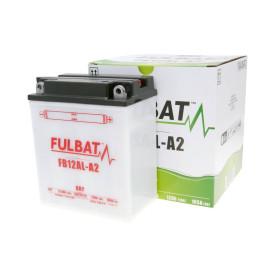 Scooter accu Fulbat FB12AL-A2 DRY incl. Zuurpakket