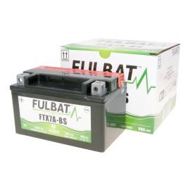 Scooter accu Fulbat FTX7A-BS MF onderhoudsvrij