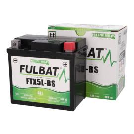 Scooter accu Fulbat FTX5L-BS GEL