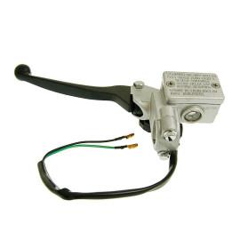 Rempomp / Remcylinder achter met HandRemhevel voor GY6 125, 150cc